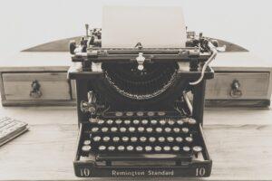 Professione scrittore: il marchio del dilettante