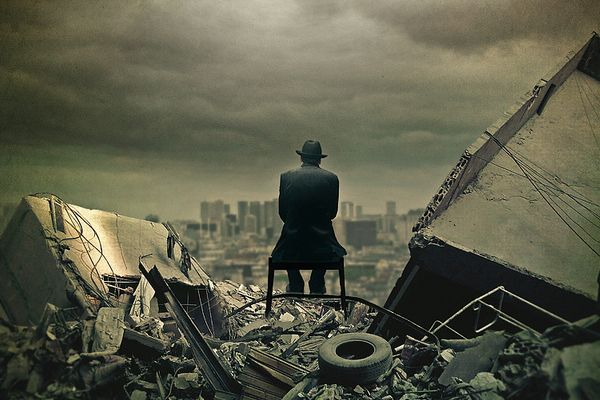 You are currently viewing Hugh Howey: il postapocalyptic thriller che fa mercato
