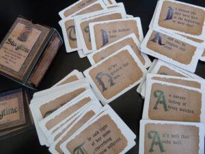 Read more about the article Mazzi di carte sblocca scrittori: un affare da milioni di dollari