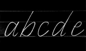 Professione scrittore: usare il corsivo