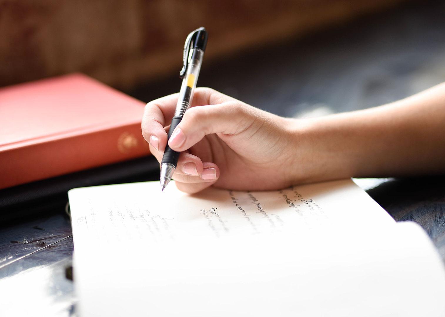 Scrivere: arte e regole