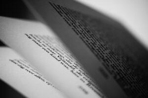 Professione scrittore: il buon uso dei verbi come segno distintivo