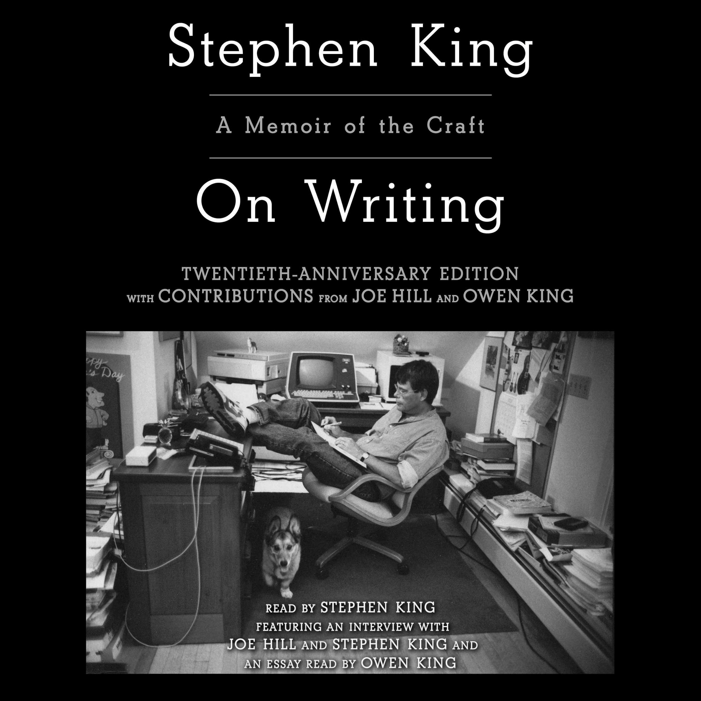 You are currently viewing On writing, sul mestiere di scrivere