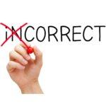 Revisione e correzione qualche consiglio pratico
