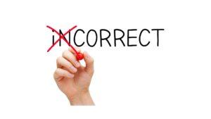 Read more about the article Revisione e correzione qualche consiglio pratico